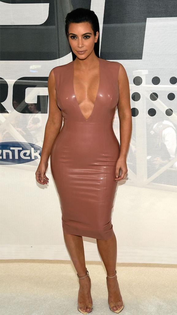 beaute Kim kardashian