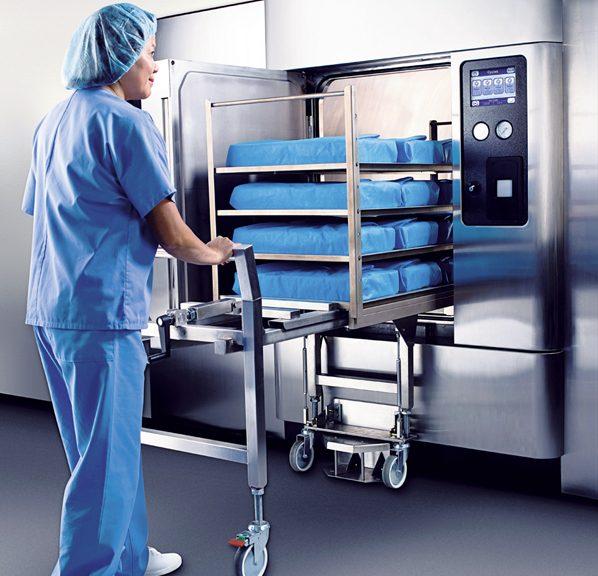 Stériliser du matériel médical